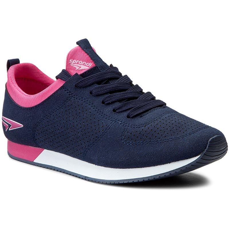 0a22017502a Rekreační obuv Sprandi WP07-15771-02 tmavě modrá Dámské - https   ccc.eu