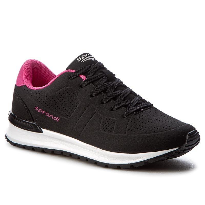 5d12e6cff4 Rekreačná obuv Sprandi WP07-15683-01 čierna Dámske - Topánky - Športové -  https   ccc.eu