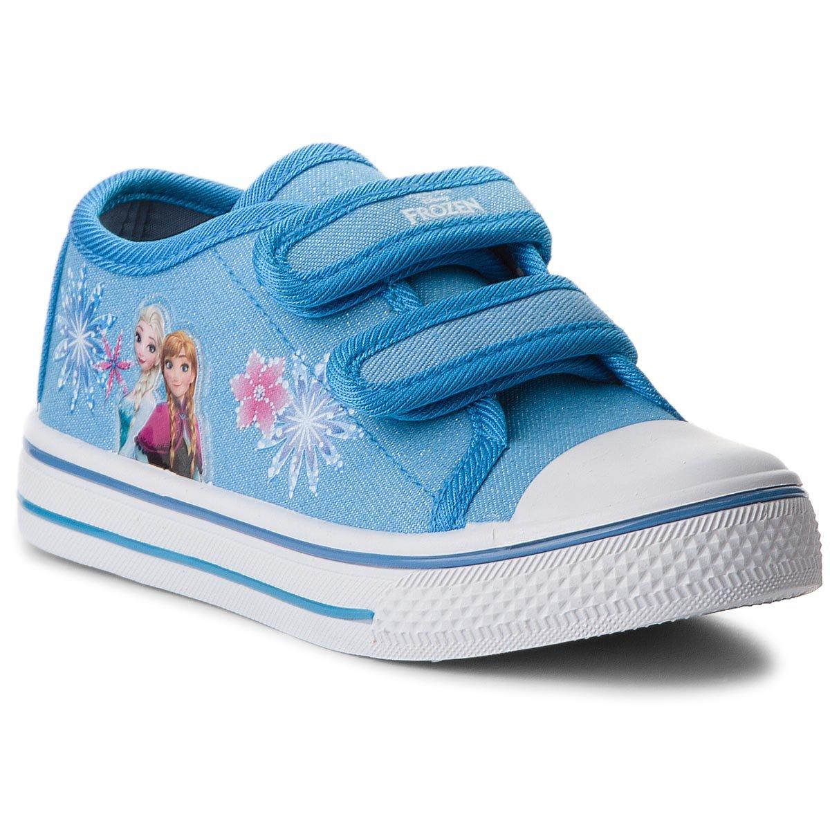 b4c1254280 Rövidszárú tornacipő Frozen CP40-31DFR Kék Gyerek - Lány - Tornacipők -  https://ccc.eu