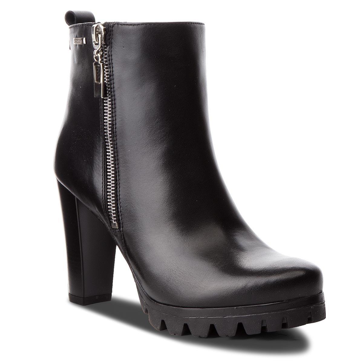 c5f760cb267 kotníčková bota Lasocki MOKKA-03 černá Dámské - https   ccc.eu