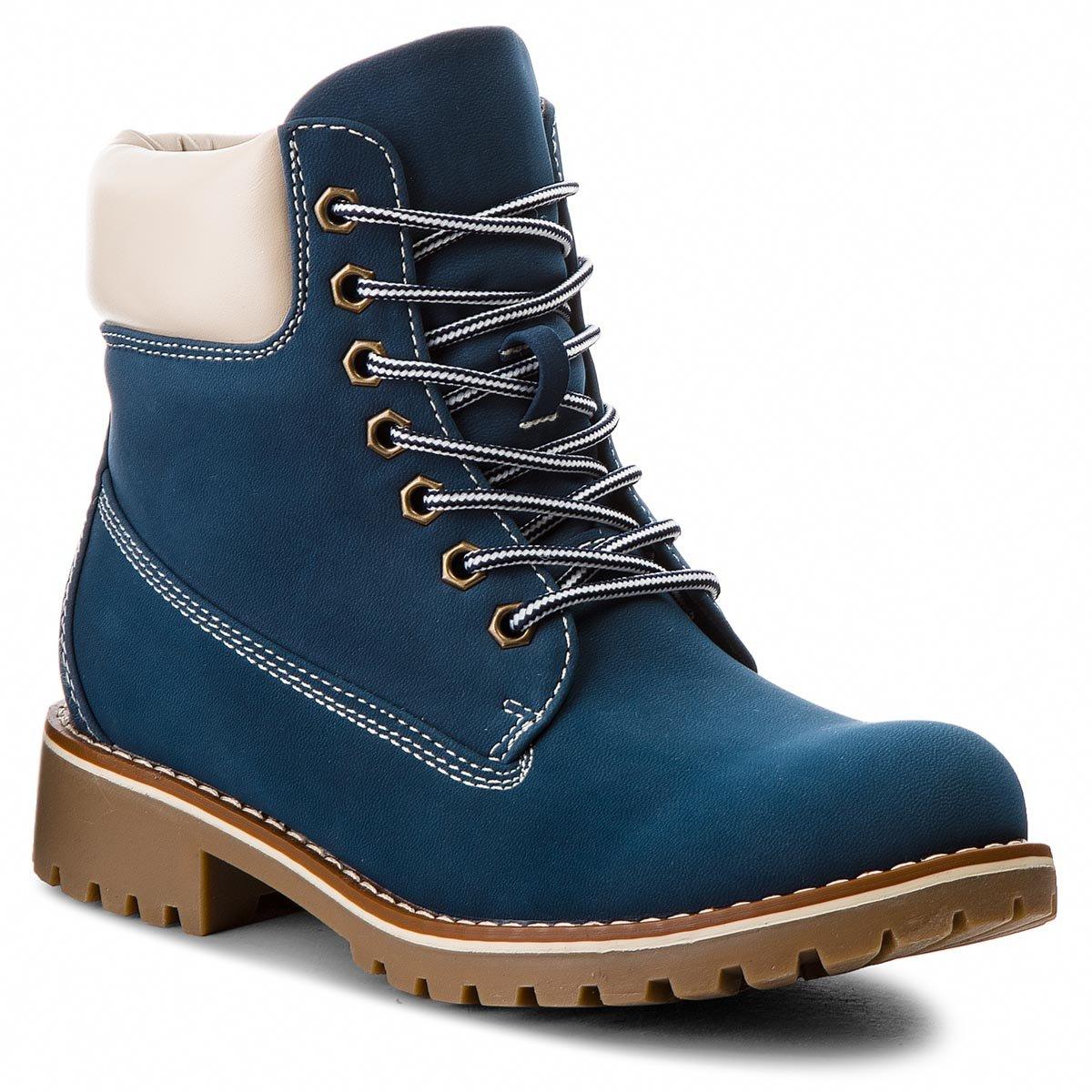7e64444a305 šněrovací bota vysoká Jenny Fairy WS722-6 tmavě modrá Dámské -  https   ccc.eu