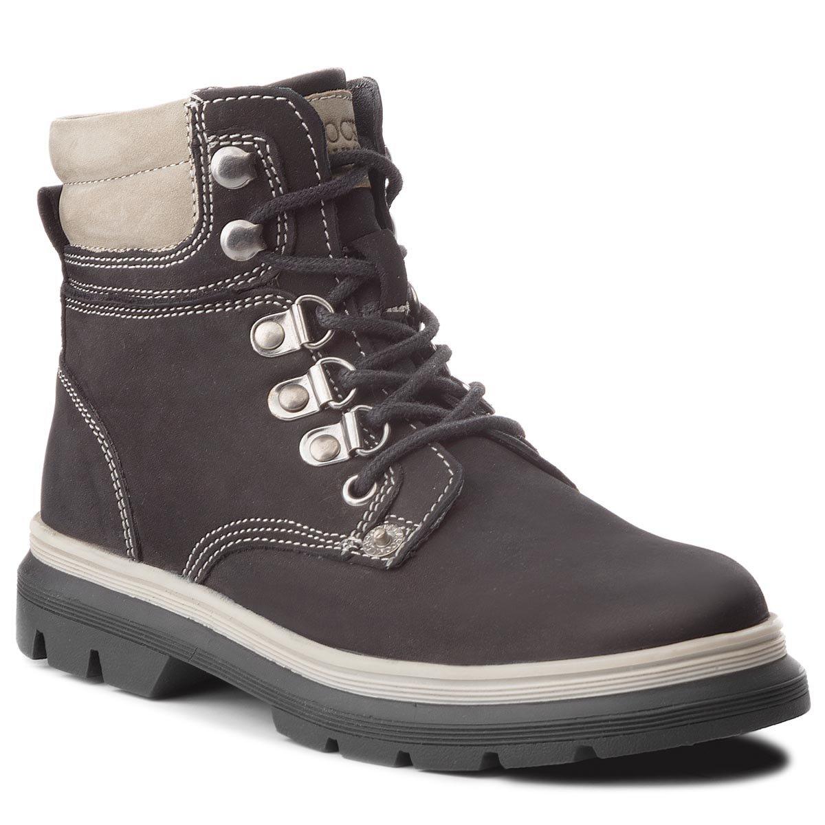 c857d37f19b45 vysoká šnurovacia topánka Lasocki Young CI12-HUMMER-04 čierna Detské -  Chlapčenské - https://ccc.eu