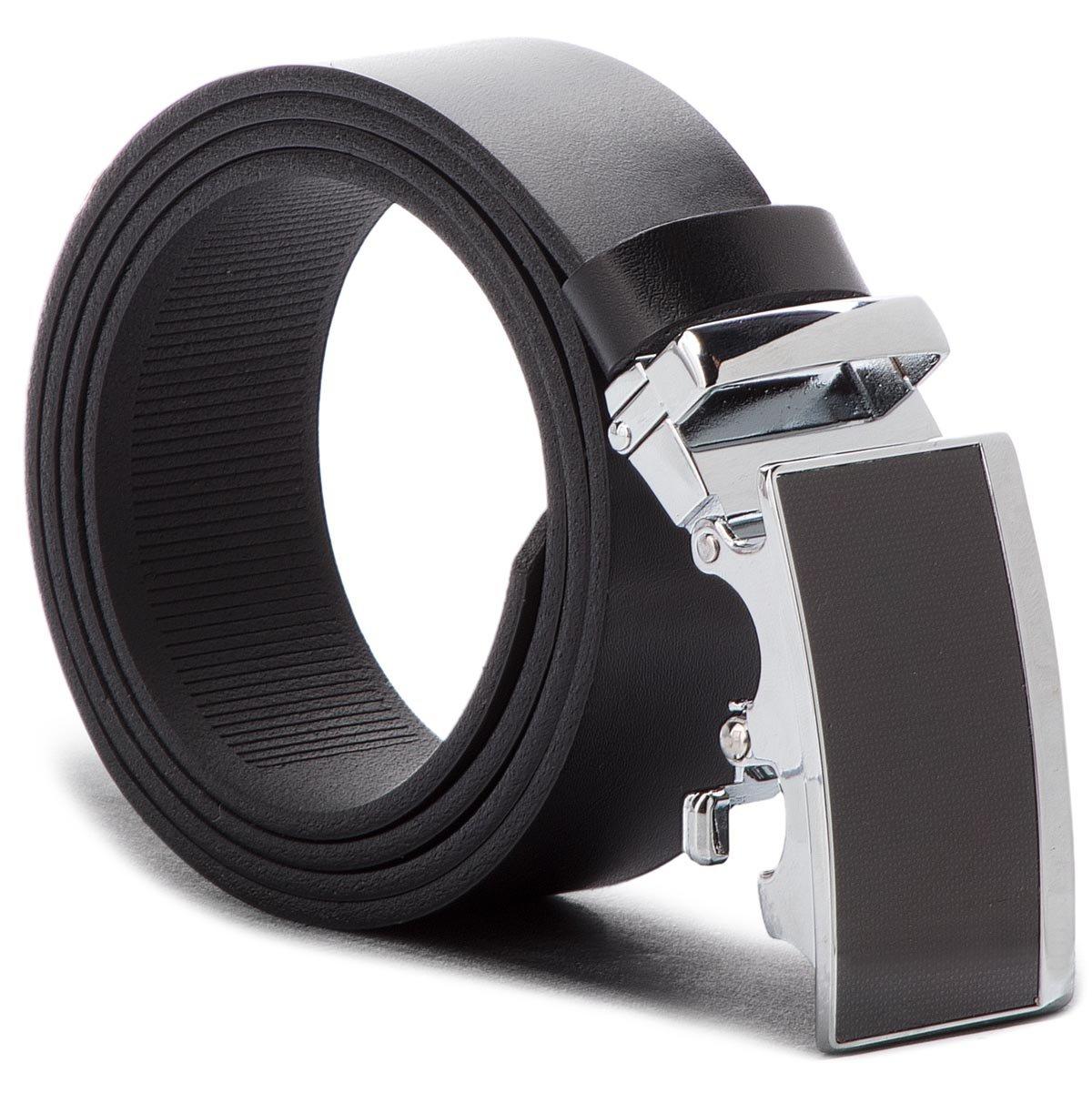 Pánský pásek Lasocki 2M2-015-AW18 černá Pánské - Doplňky - Opasky -  https   ccc.eu 01baaeb918e