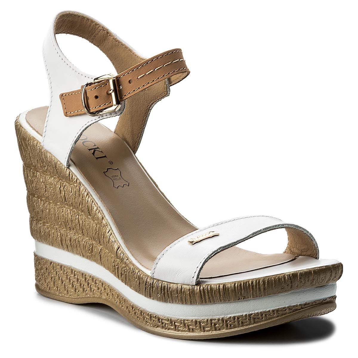 6b26417919 sandále Lasocki 565-01 biela Dámske - Topánky - Sandále - https   ccc.eu