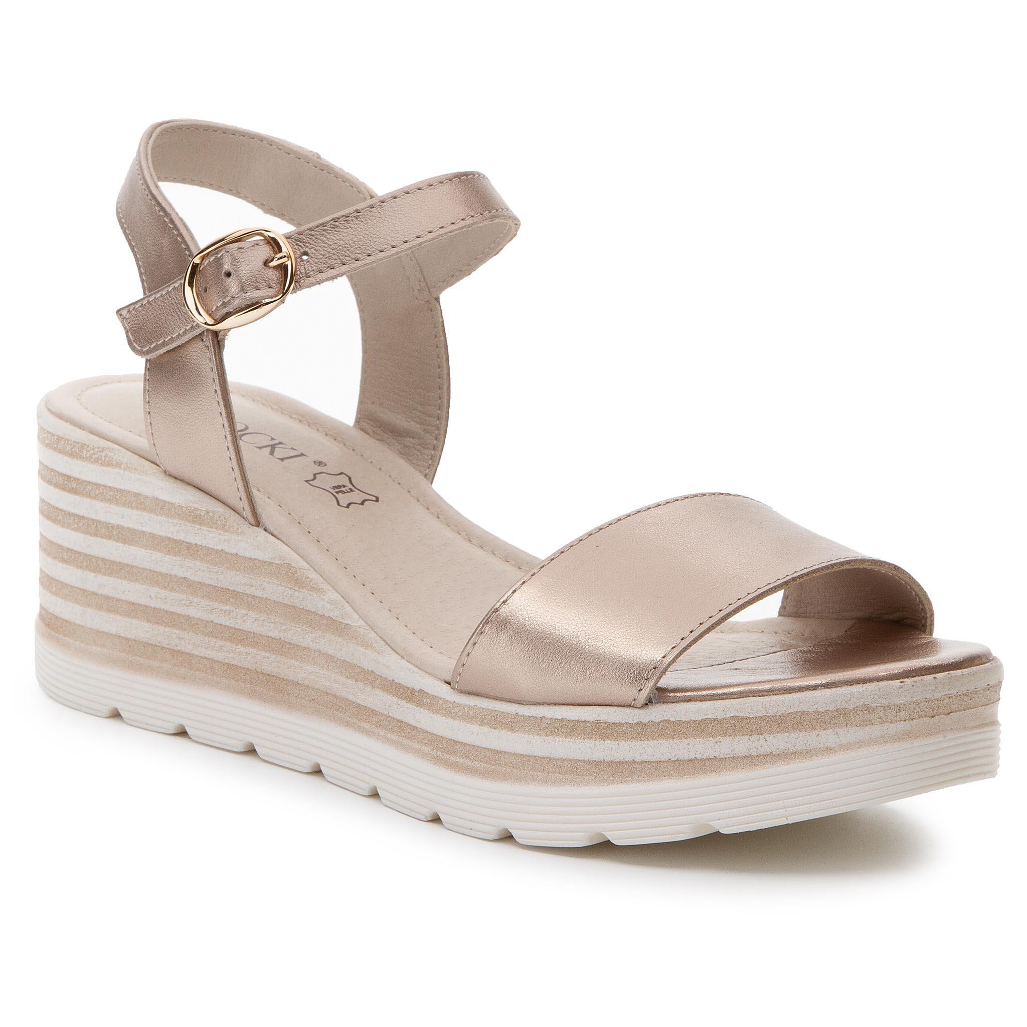 073f3a73ac sandále Lasocki 2148-01 zlatá Dámske - Topánky - Sandále - https   ccc.eu