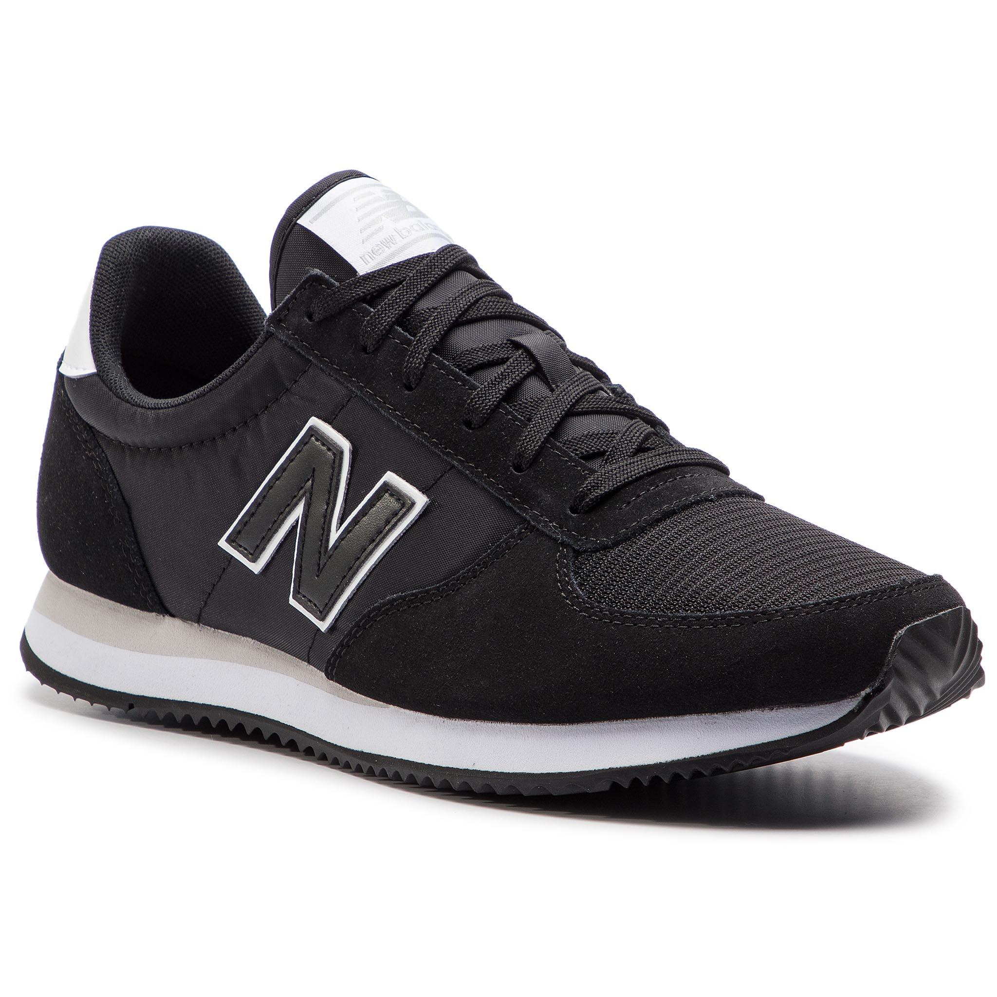 Sports footwear New Balance U220FI Black Men's ccc.eu