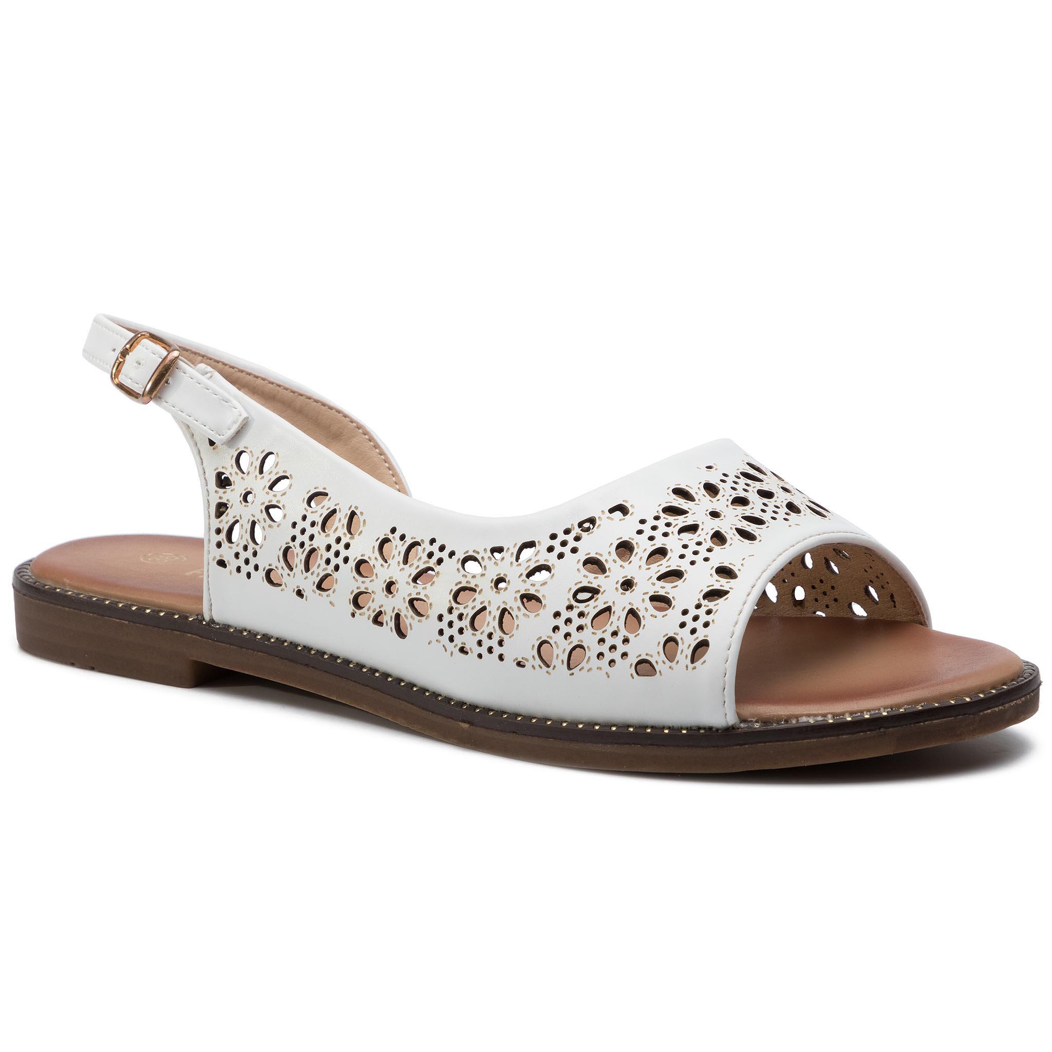 Sandały Jenny Fairy WSNLS05 05 Biały