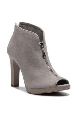 4602f9ff42 členková topánka Lasocki BREMA-16 svetlo šedá