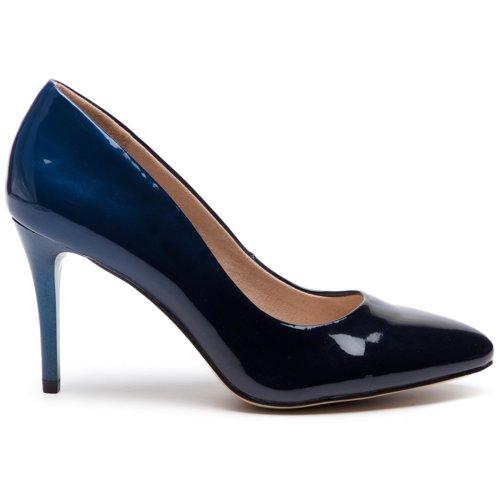 Félcipő Gino Rossi WI16 LEECE 01 FEHÉR Női Cipők