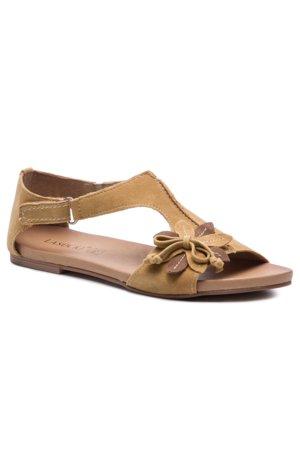 d23e375feb sandále Lasocki ARC-3039-06 žltá