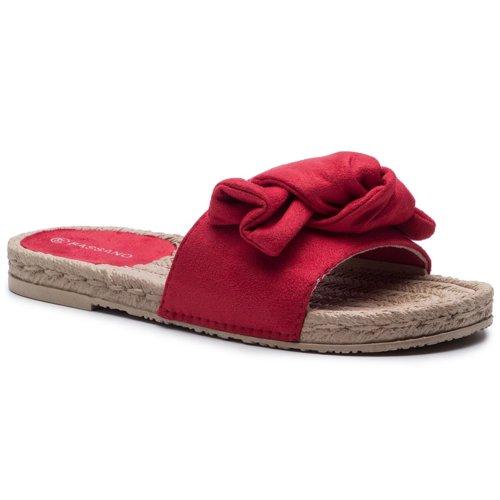 fbdbfbdf72e4 papuče Bassano WS6758-02 červená Dámske - Topánky - Žabky - https ...