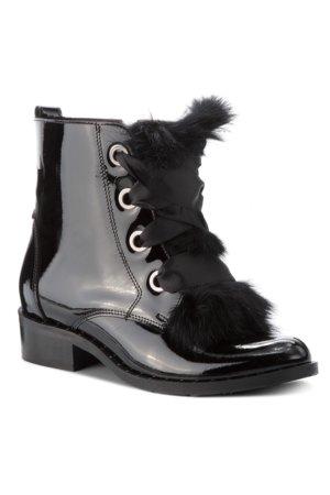 šněrovací bota vysoká Lasocki 2569 černá 46f6f9a7e8