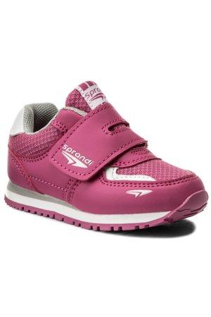 a9de3bc603 Rekreačná obuv Sprandi CP23-8297 tmavo ružová