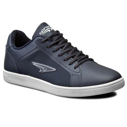a0a718e24 Rekreačná obuv Sprandi MP07-16907-01 tmavomodrá Pánske - Topánky ...
