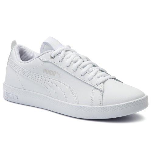 Sportschuhe Puma PUMA SMASH WNS V2 L 36520804 Weiß