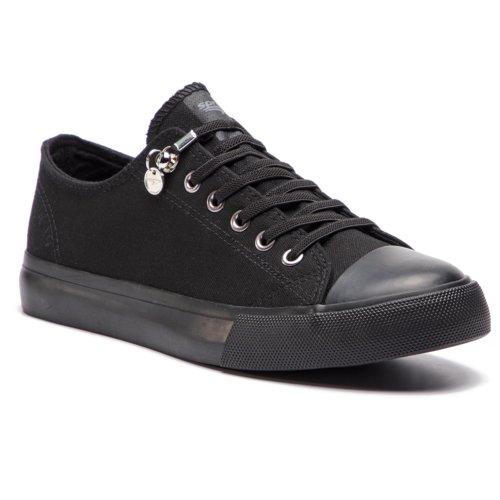 86f71ae16190 Rekreační obuv Sprandi WP40-8903Z černá Dámské - Boty - Plátěnky ...