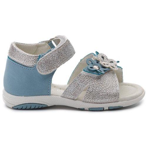 93d7221c2321 sandále Nelli Blu CM170526-16 blankytne modrá Detské - Dievčenské ...