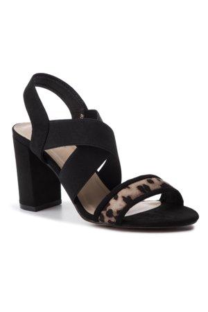df02fde3166f sandále Jenny Fairy WS18018-12 čierna