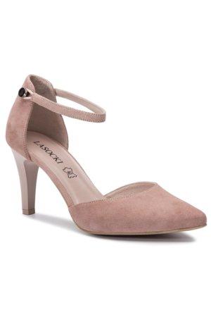 528af9745 sandále Lasocki 2568-6 ružová