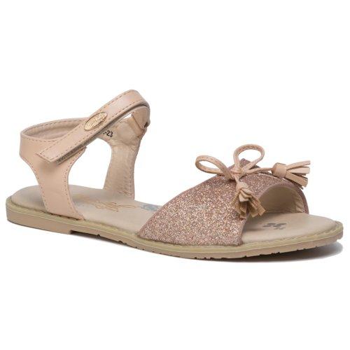 cel mai recent design destul de la moda design inovator Sandale Magic Lady CM161012-23 BEJ Copii - Pentru fată - Sandale ...