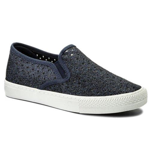 10079f12d5 Rekreační obuv Nylon Red WS217011-2 tmavě modrá Dámské - Boty ...
