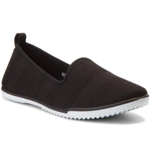 a917b90fcd Rekreačná obuv Nylon Red WSJD202-4 čierna Dámske - Topánky ...