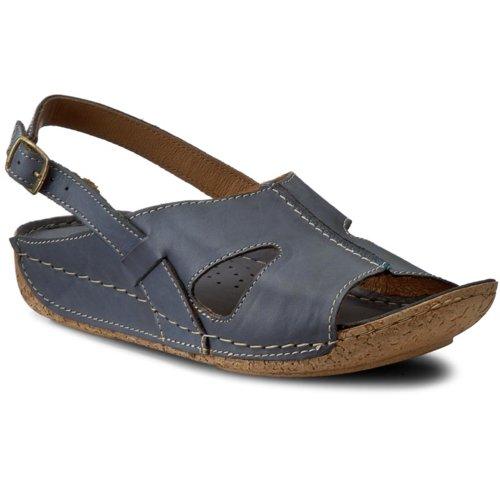 44ed9c5436ab9 sandále Lasocki Comfort 1382-19 denim Dámske - Topánky - Sandále ...
