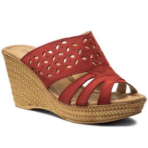 1782af806b papuče Lasocki WI23-ILONA-05 červená Dámske - Topánky - Šľapky ...