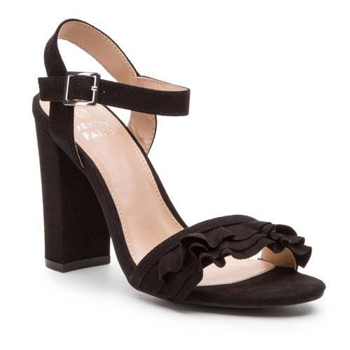0b10662d58fb Szandál Jenny Fairy LS4979-05 Fekete Női - Cipők - Szandálok - https ...