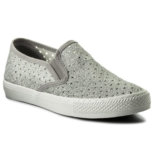 half off 7c60e fd4fe Sneakers Nylon Red WS217011-2 Silber