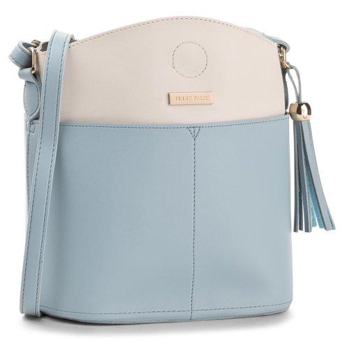 c244e3da55 ... Dámské kabelky —  JENNY FAIRY RC12925. Kabelka Jenny Fairy RC12925 blankytně  modrá - 2220802530019
