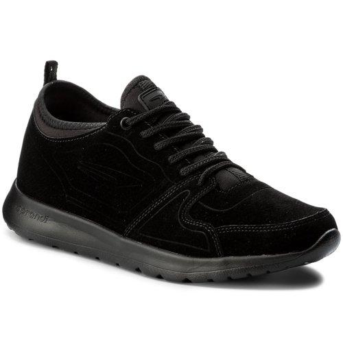 c6a8fbf876 Rekreačná obuv Sprandi MP07-17031-01 čierna Pánske - Topánky ...