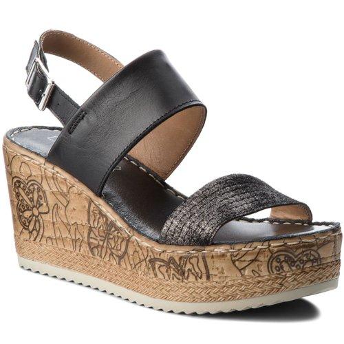 f1e82b2578 sandále Lasocki H211 čierna Dámske - Topánky - Sandále - https   ccc.eu