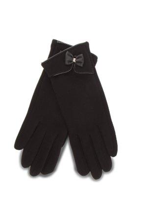 2b76c47cf46 Dámské rukavice ACCCESSORIES 1W6-009-AW18 černá