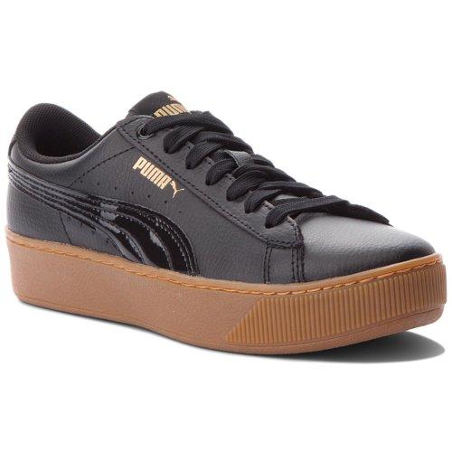 52259cbdc0 Rekreačná obuv Puma 36812401 Vikky Platform L čierna - 4059507611420