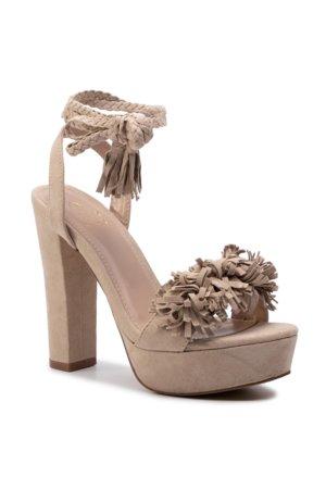 355bb63d49 sandály Jenny Fairy LS4980-05 béžová