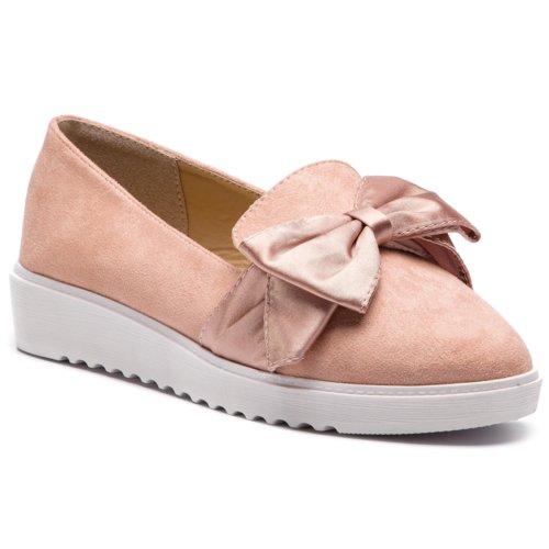 79980e8772 poltopánka Jenny Fairy WS17092 ružová Dámske - Topánky - Poltopánky ...
