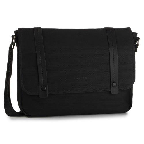 Klasszikus férfi üzleti táska fekete színben