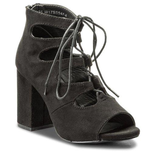 0416a75333 členková topánka Jenny Fairy W17SS547-4 čierna Dámske - Topánky ...
