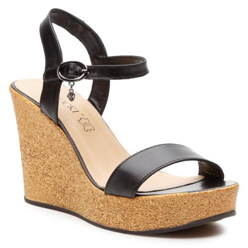 74eb4a2553f5 sandále Lasocki 2190-01 čierna Dámske - Topánky - Sandále - https ...
