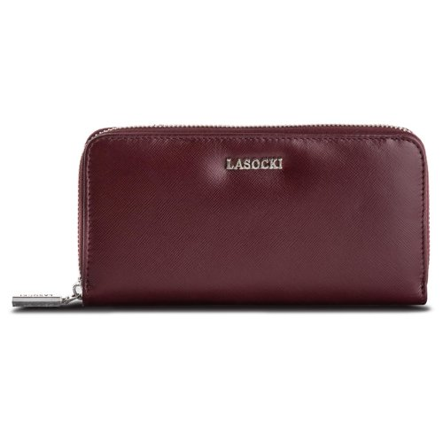 3273265dab161 Women's wallet Lasocki BRT-006 Maroon Women's - Accessories - Wallets -  https://ccc.eu