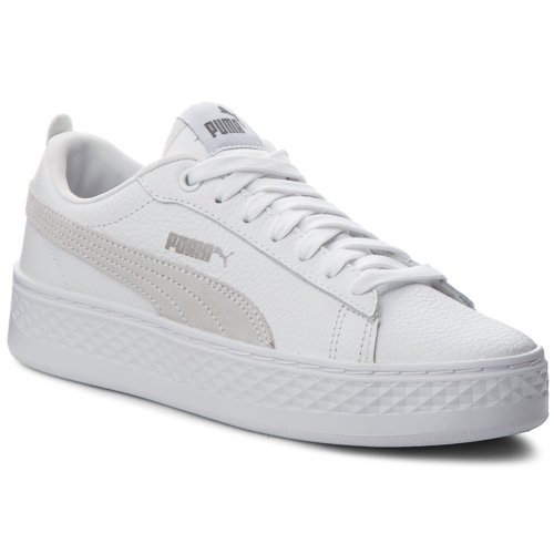 ddca992168f9 Rekreačná obuv Puma 36648706 Smash Platform L biela Dámske - Topánky ...
