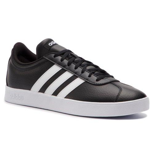 630d5f99f2017 Obuwie sportowe Adidas B43814 VL COURT 2.0 Czarny Męskie - Buty ...