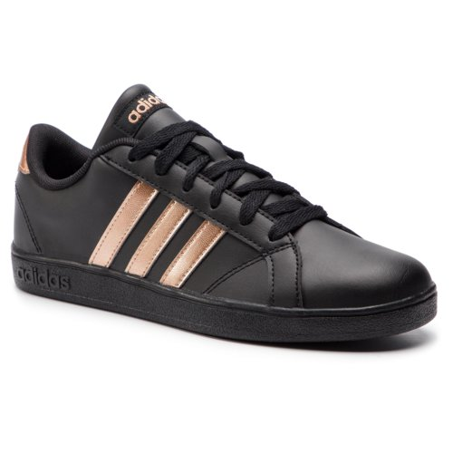 Rekreační obuv ADIDAS BC0262 BASELINE K ČERNÁ