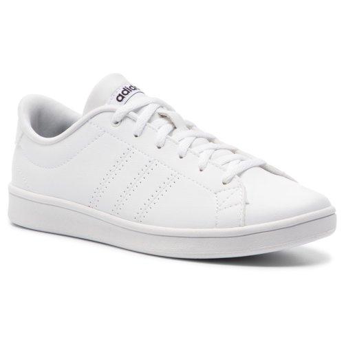 11b9f9df69002 Obuwie sportowe Adidas B44667 ADVANTAGE CLEAN QT Biały - 2220974680086