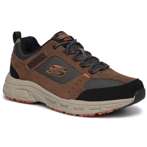 official photos b3152 00a14 Sportschuhe Skechers OAK CANYON 51893BRBK Braun