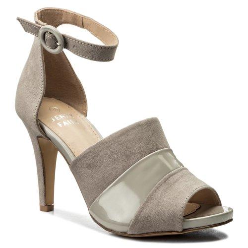 8c2871fe1359 sandály Jenny Fairy LS3600-31 světle šedá Dámské - Boty - Sandály ...