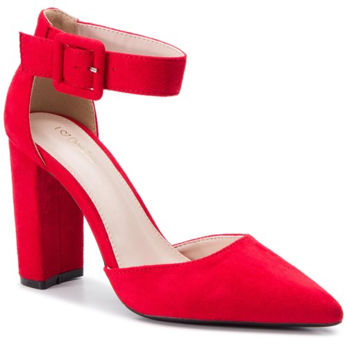 fdfb736071 Körömcipő DeeZee SENILLO Piros Női - Cipők - Magassarkú cipők ...