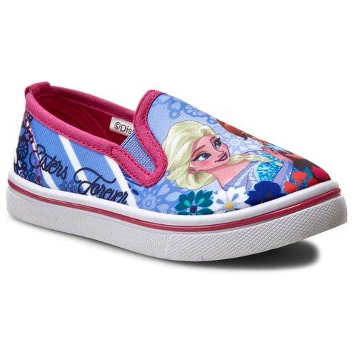 be5534f72b Rövidszárú tornacipő Frozen CP40-KLD078DFR Kék Gyerek - Lány ...