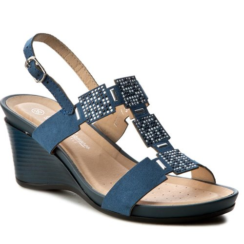 11505f51de sandále Clara Barson WS16142-1 denim Dámske - Topánky - Sandále ...